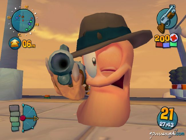 Worms 4: Mayhem  Archiv - Screenshots - Bild 2