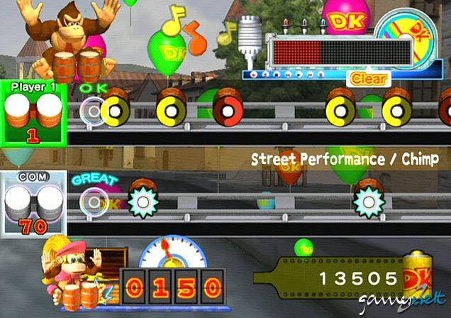 Donkey Konga 2  Archiv - Screenshots - Bild 3