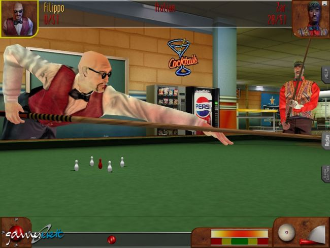 World Champion Billard featuring Gustavo Zito  Archiv - Screenshots - Bild 4