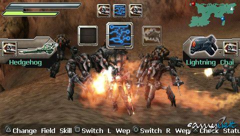 Bounty Hounds (PSP)  Archiv - Screenshots - Bild 2