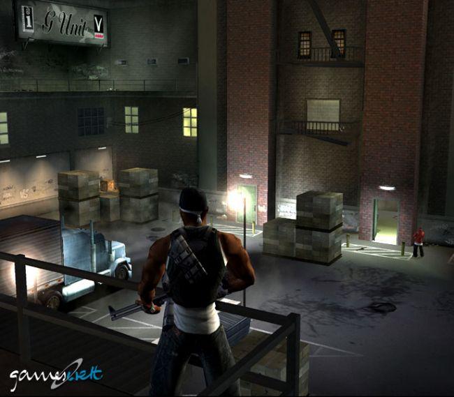50 Cent: Bulletproof  Archiv - Screenshots - Bild 5