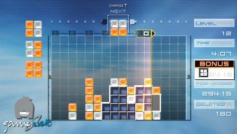 Lumines (PSP)  Archiv - Screenshots - Bild 6