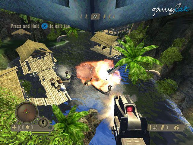 Far Cry Instincts  Archiv - Screenshots - Bild 32