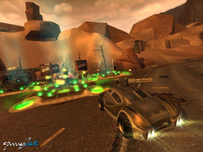 Auto Assault  Archiv - Screenshots - Bild 65