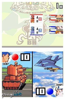 Advance Wars: Dual Strike (DS)  Archiv - Screenshots - Bild 7