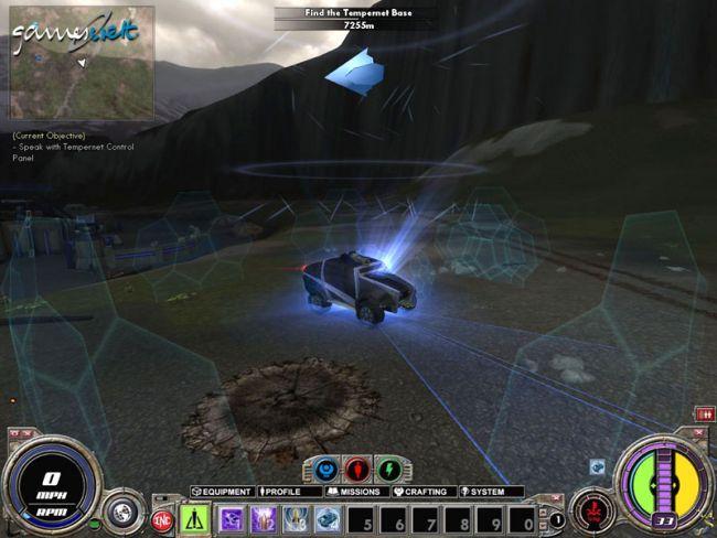 Auto Assault  Archiv - Screenshots - Bild 47