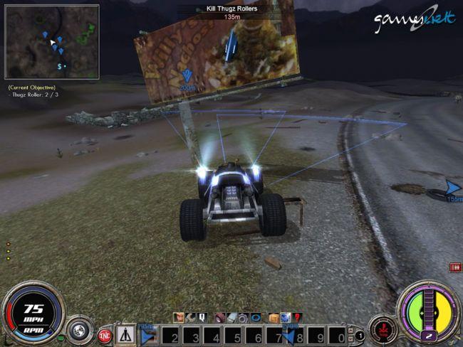 Auto Assault  Archiv - Screenshots - Bild 77