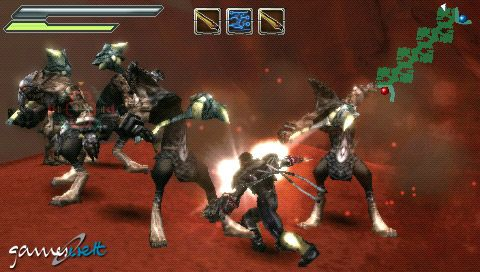Bounty Hounds (PSP)  Archiv - Screenshots - Bild 5