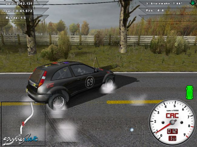 Cross Racing Championship 2005  Archiv - Screenshots - Bild 9