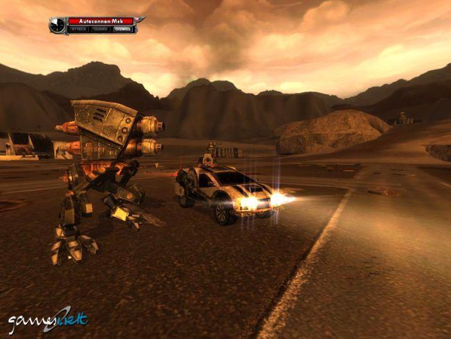 Auto Assault  Archiv - Screenshots - Bild 45