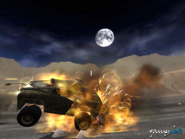Auto Assault  Archiv - Screenshots - Bild 68