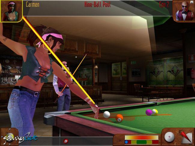 World Champion Billard featuring Gustavo Zito  Archiv - Screenshots - Bild 2