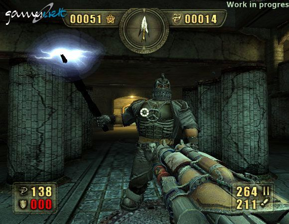 Painkiller: Hell Wars  Archiv - Screenshots - Bild 14