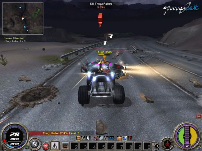 Auto Assault  Archiv - Screenshots - Bild 72