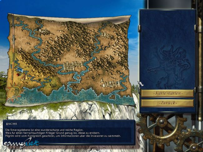 Siedler: Das Erbe der Könige - Legenden  Archiv - Screenshots - Bild 2