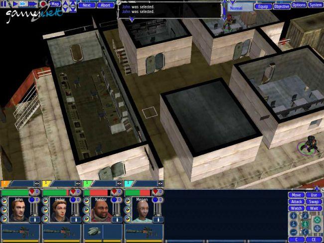 UFO: Aftershock  Archiv - Screenshots - Bild 2