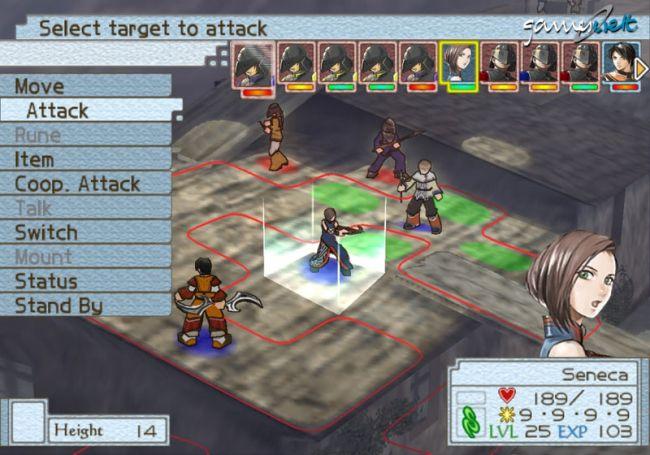 Suikoden Tactics  Archiv - Screenshots - Bild 21