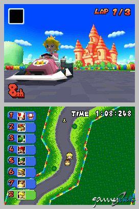 Mario Kart DS (DS)  Archiv - Screenshots - Bild 18