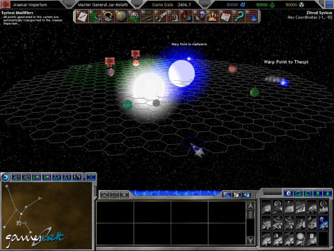 Space Empires 5  Archiv - Screenshots - Bild 40