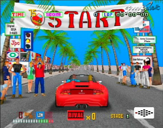 Sega Classics Collection  Archiv - Screenshots - Bild 6