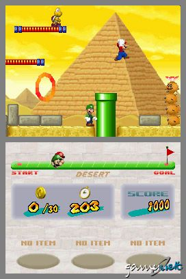 New Super Mario Bros. (DS)  Archiv - Screenshots - Bild 9