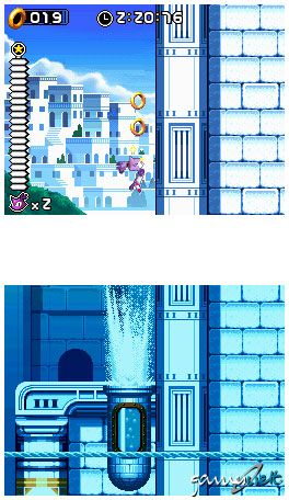 Sonic Rush (DS)  Archiv - Screenshots - Bild 27