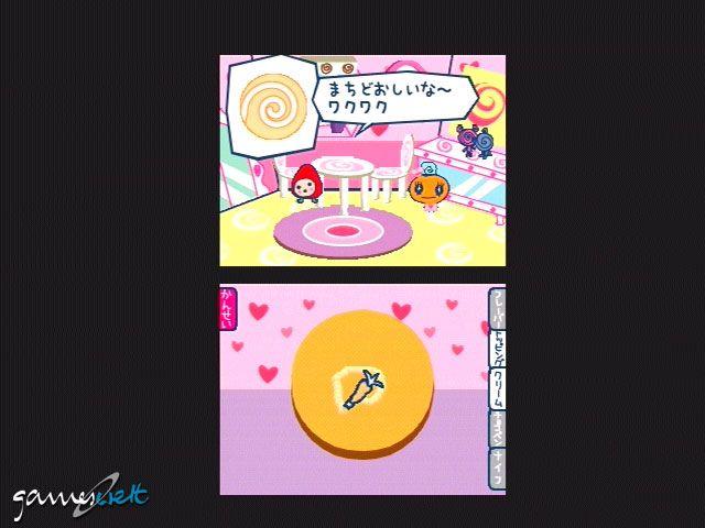 Tamagotchi Connexion: Corner Shop (DS)  Archiv - Screenshots - Bild 3