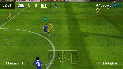 World Tour Soccer (PSP)  Archiv - Screenshots - Bild 3