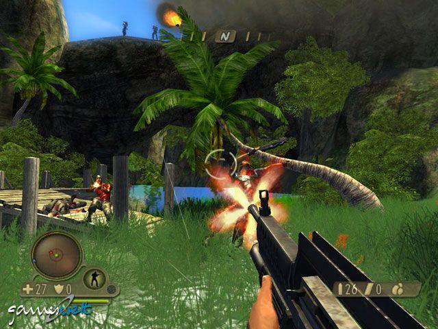 Far Cry Instincts  Archiv - Screenshots - Bild 55