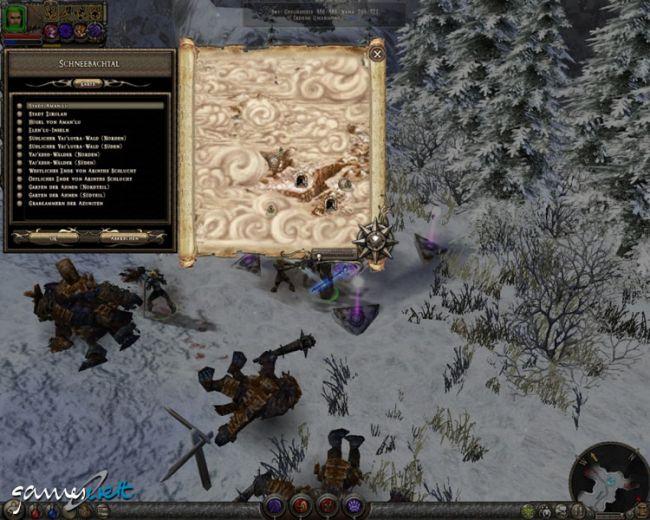 Dungeon Siege 2  Archiv - Screenshots - Bild 6