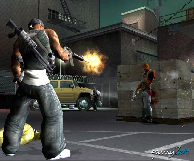 50 Cent: Bulletproof  Archiv - Screenshots - Bild 16