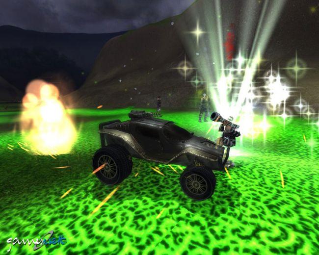 Auto Assault  Archiv - Screenshots - Bild 53