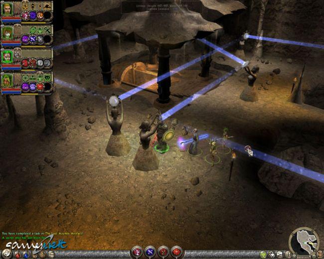 Dungeon Siege 2  Archiv - Screenshots - Bild 8