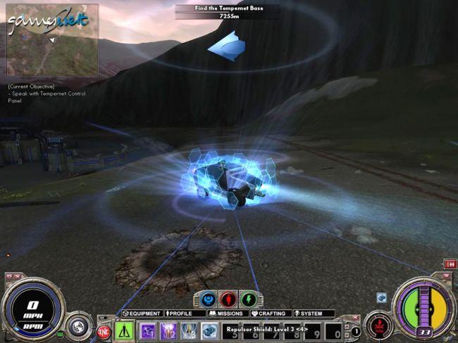 Auto Assault  Archiv - Screenshots - Bild 48