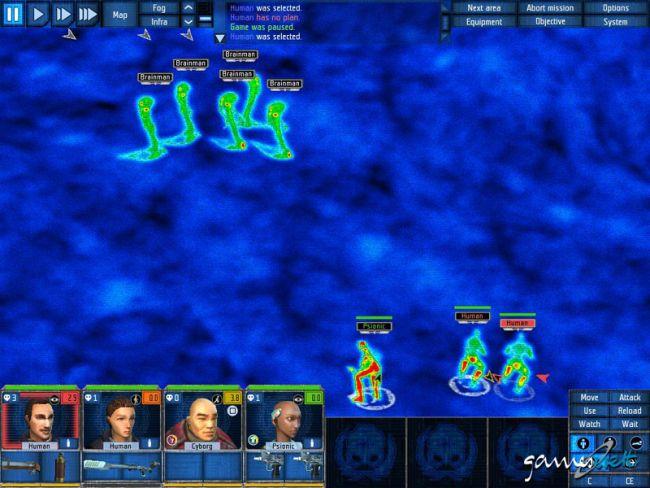 UFO: Aftershock  Archiv - Screenshots - Bild 17