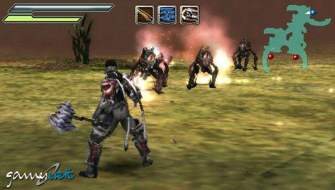 Bounty Hounds (PSP)  Archiv - Screenshots - Bild 6