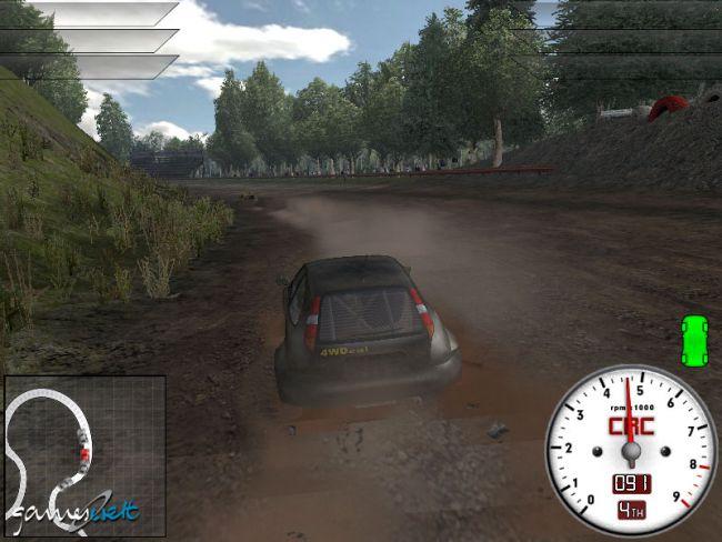 Cross Racing Championship 2005  Archiv - Screenshots - Bild 4