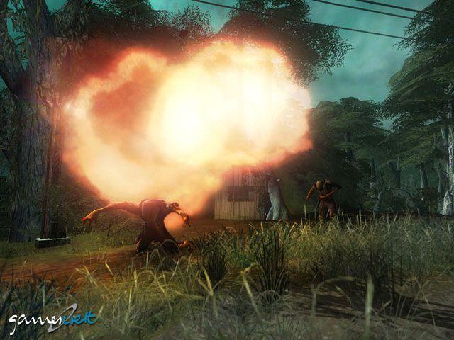 Far Cry Instincts  Archiv - Screenshots - Bild 40