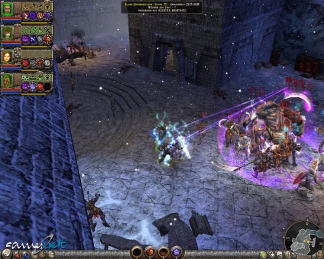 Dungeon Siege 2  Archiv - Screenshots - Bild 9