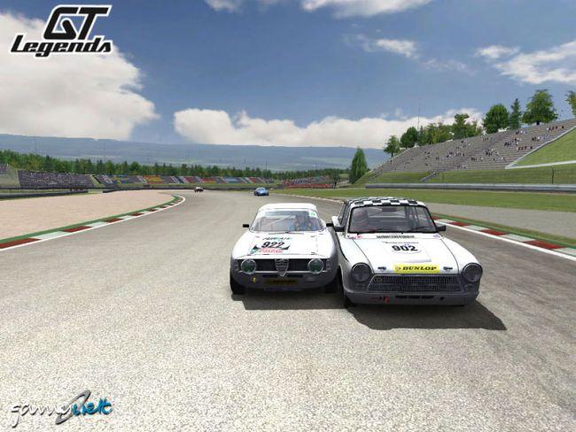 GT Legends  Archiv - Screenshots - Bild 24