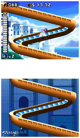 Sonic Rush (DS)  Archiv - Screenshots - Bild 21