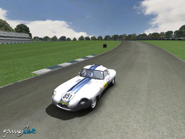 GT Legends  Archiv - Screenshots - Bild 20