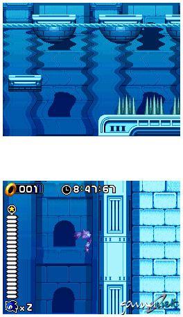 Sonic Rush (DS)  Archiv - Screenshots - Bild 23