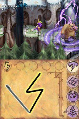 Spyro Shadow Legacy (DS)  Archiv - Screenshots - Bild 6