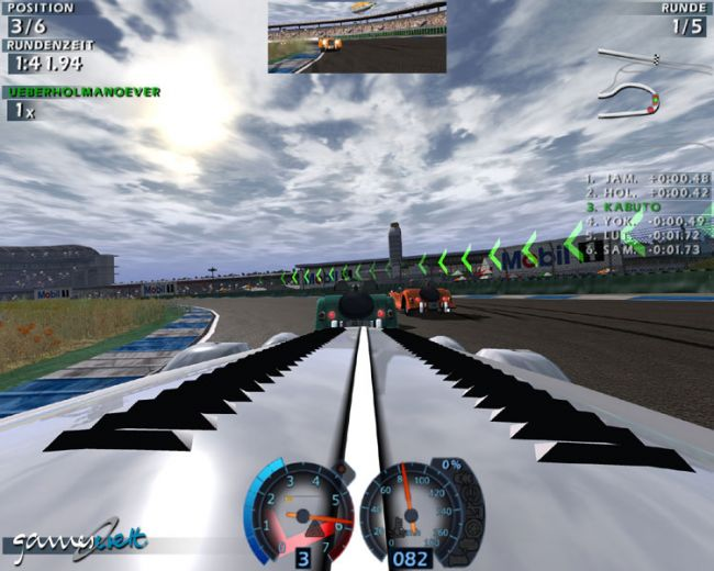 World Racing 2  Archiv - Screenshots - Bild 12