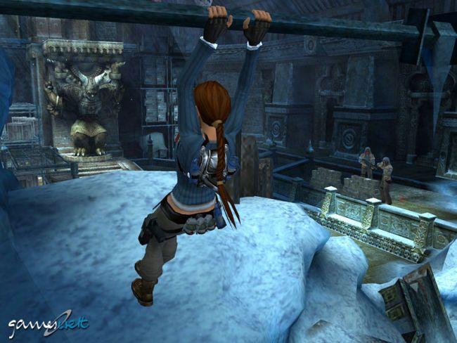 Tomb Raider: Legend  Archiv - Screenshots - Bild 41
