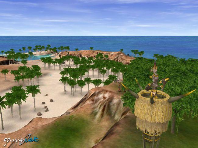Tribal Trouble  Archiv - Screenshots - Bild 3