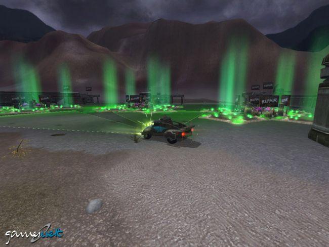 Auto Assault  Archiv - Screenshots - Bild 78