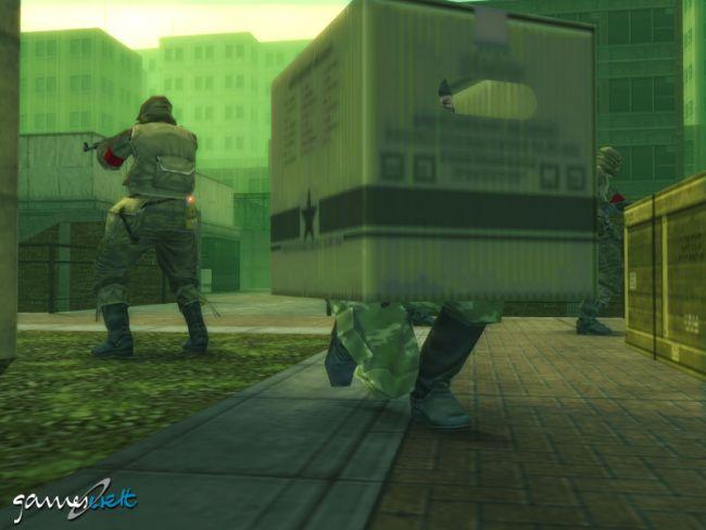 Metal Gear Solid 3: Subsistence  Archiv - Screenshots - Bild 25