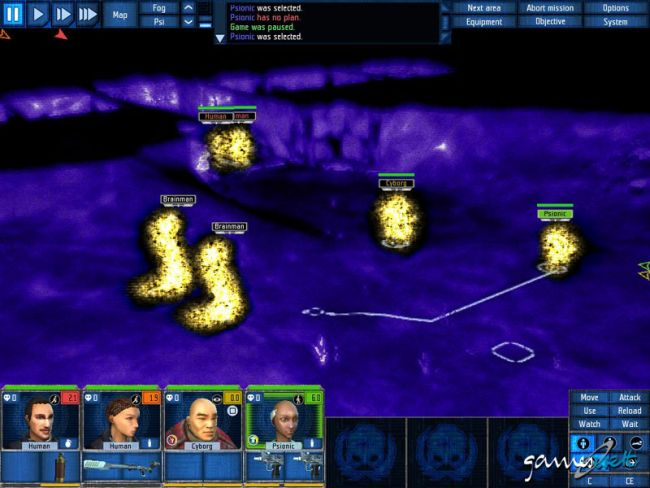 UFO: Aftershock  Archiv - Screenshots - Bild 18